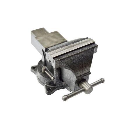 """Menghina de banc cu baza rotativa, 150mm, 6 """", Geko, G01032"""