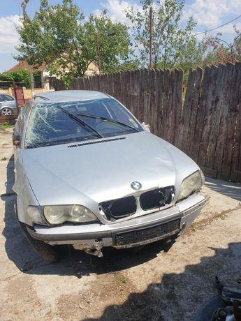 Dezmembrez BMW 320 d e 46 150 cp facelift