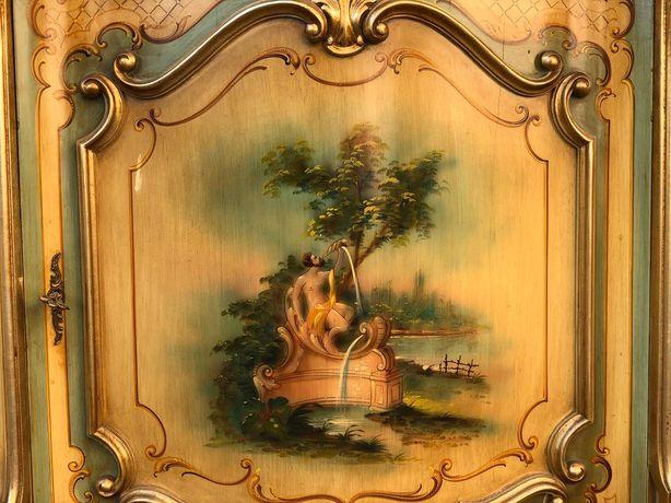 Vitrina Baroc  pictata