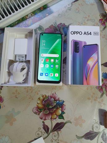 Telefon OPPO A54 5G, telefonul este nou, cu garantie