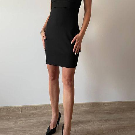 Rochie midi neagră