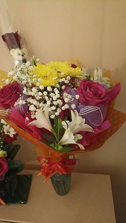 Цветы. Шикарные Букеты.не дорого