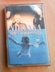 Аудио касета Нирвана Nirvana - Nevermind