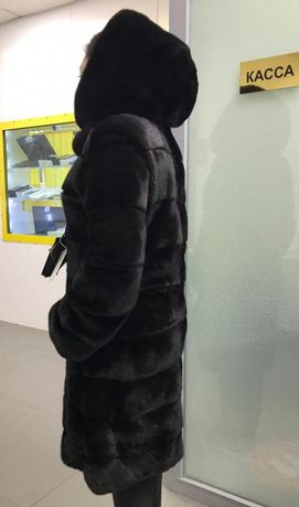 «Рассрочка 0 %» Норковая Шуба Blackglama «Ломбард Белый» Алматы