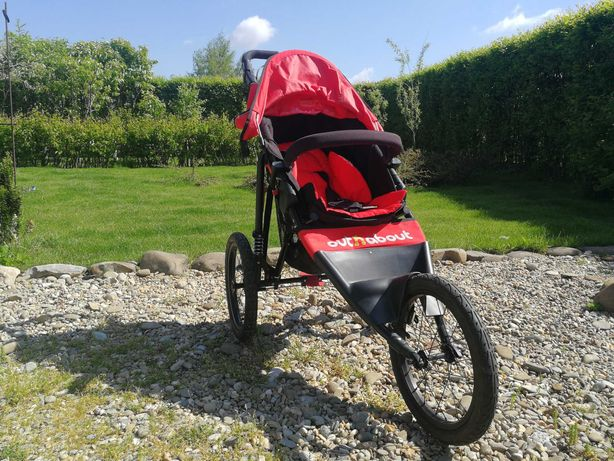 CĂRUCIOR SPORT Out'n'About Nipper