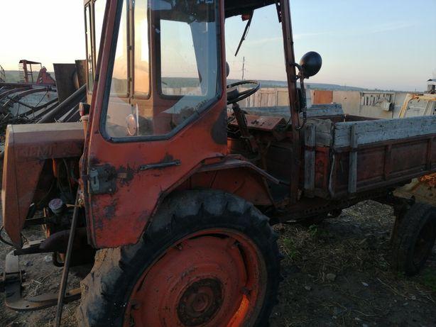 Т16 трактор на ходу