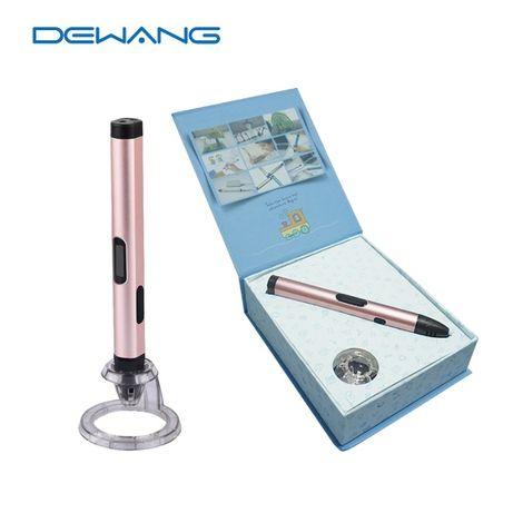 Супертонкая 3д Ручка Нового Поколения Dewang X4