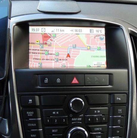 2020 Card navigație Opel Navi600 Navi900 Opel Astra J Insignia Mokka