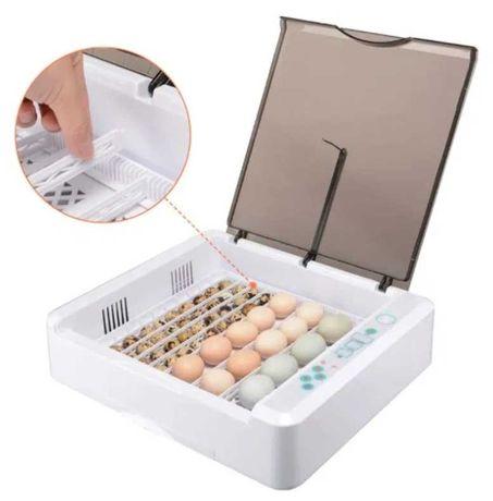 Инкубатор автоматичен за 134 яйца - люпилня
