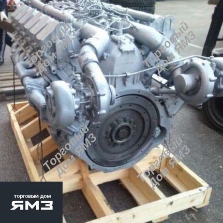 Двигатель ЯМЗ 240 НМ2-02