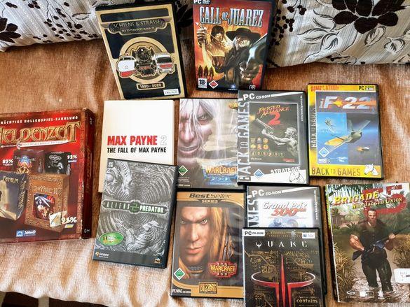 Колекция компютърни игри
