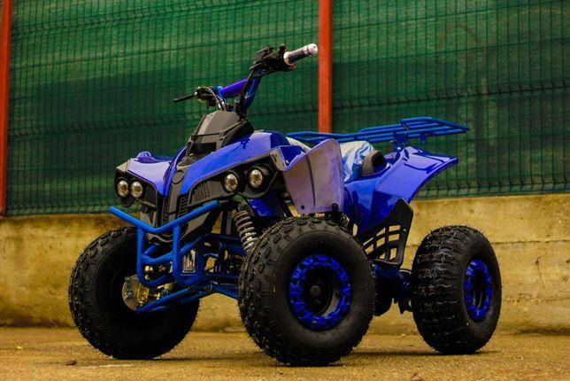 ATV Electric NITRO Germany ECO Warrior 1000W 48V Diferential #Blue