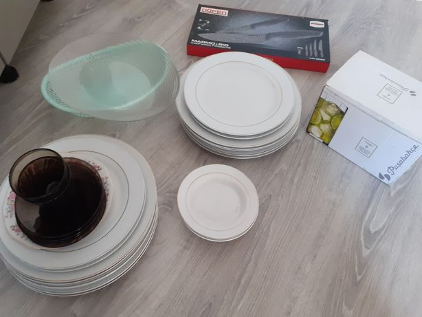 Посуда недорого за 4000