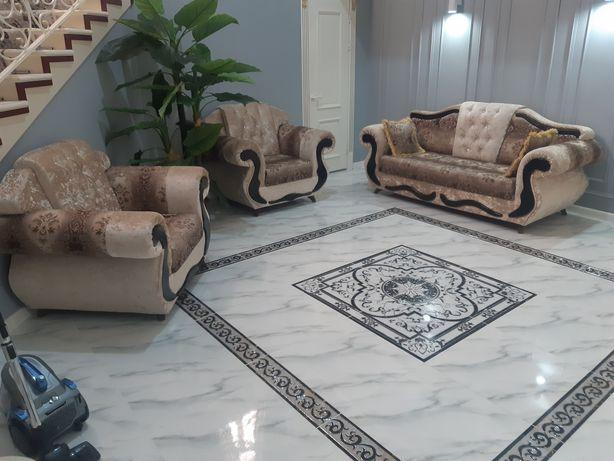Продается диван и 2 кресло