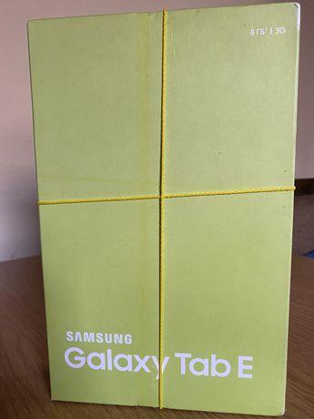 Samsung Galaxy Tab E (SM-T561) Новый не пользованный