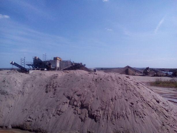 Nisip prodese balastiere