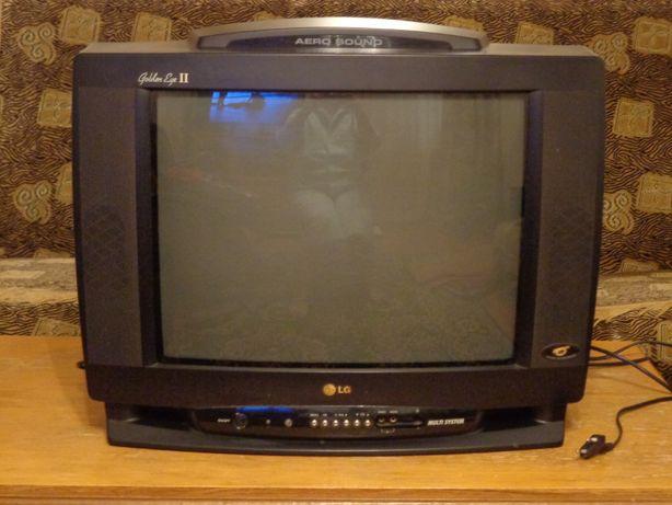 продам цветной телевизор LG. Диагональ 53 см.