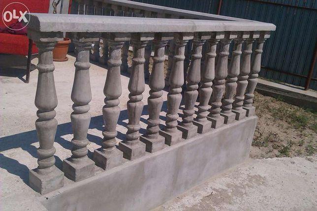 Stalpisori ornamentali ,popice beton