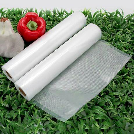 Пакеты пищевые для вакуумной упаковки в рулоне