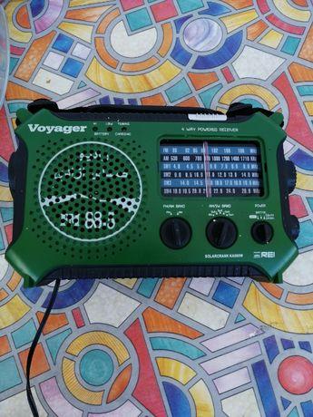 Aparat radio multifunctional