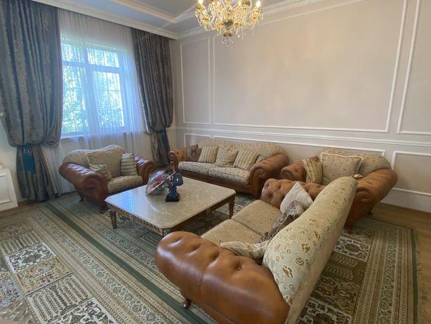 Диваны. Комплект диванов. Мягкая мебель. Мебель для гостинной