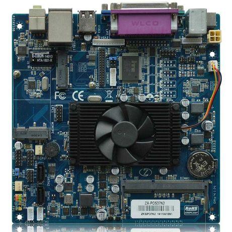 Placa de baza Mini-ITX uz Industrial ZA-POS37N2 Intel 1037UGigabit 12V