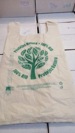 Punga biodegradabila 24x40/calitate superioara/65 ron
