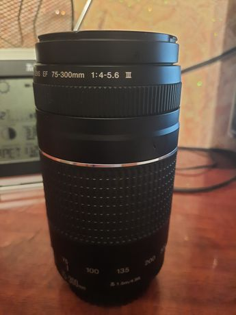 Продам объектив Canon