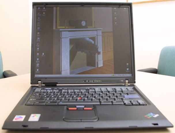 "Ноутбук IBM – T42 Think Pad 14.1"" Продажа или Обмен"