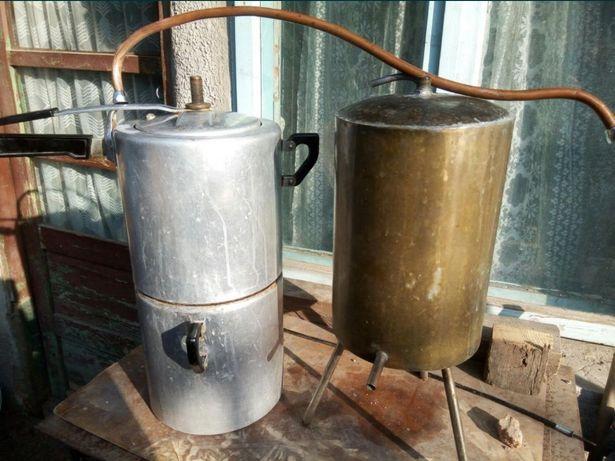 Cazan pt licoare 10 litri de apartament