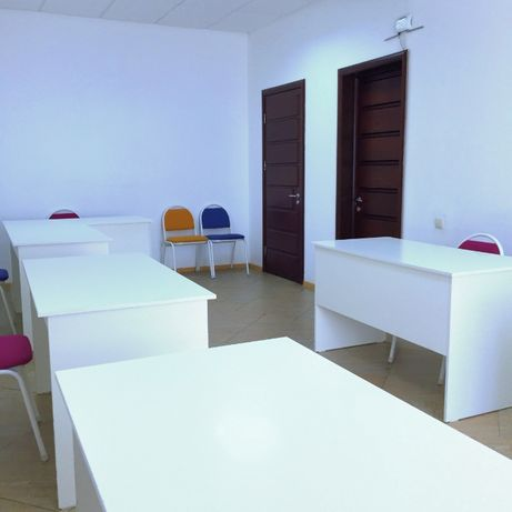 Аренда офиса с мебелью в Алматы