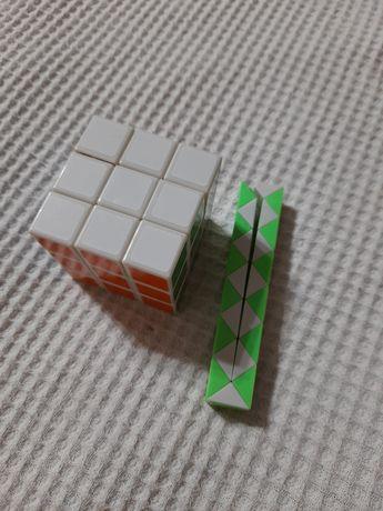 кубик рубика и головоломка