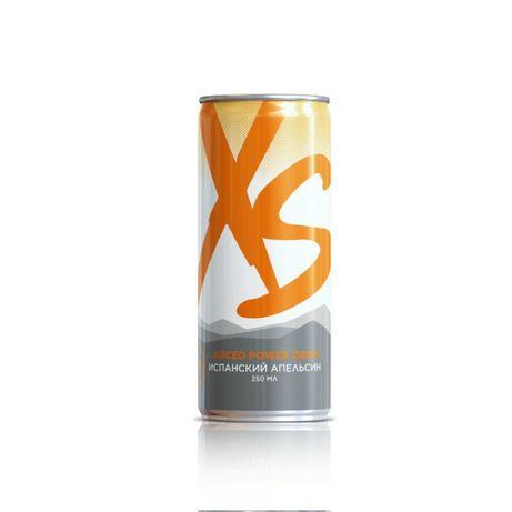 Безалкогольный тонизирующий напиток XS™ Juiced Power Drink