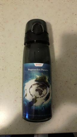 Sticla plastic 700ml capac detasabil pahar