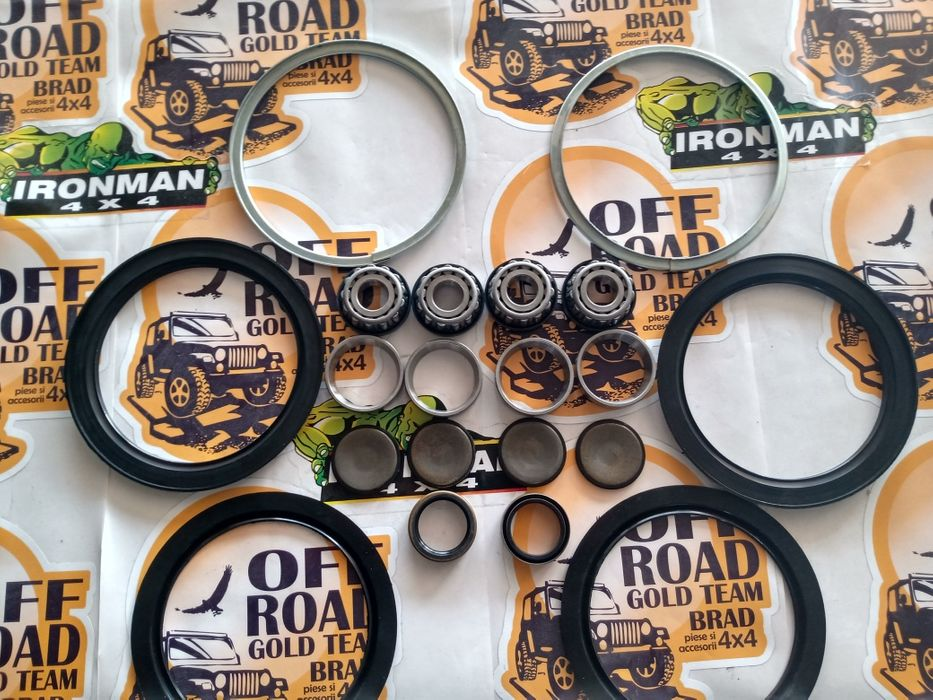 Set reparatie kit revizie omocinetica punte Fata Nissan Patrol Y61 Brad - imagine 1