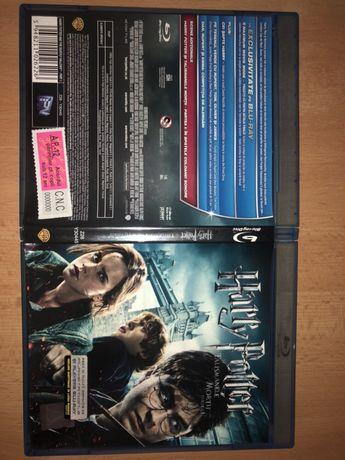 Harry Potter și Talismanele Morții - partea I