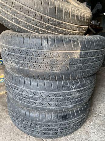 Продам комплект летних шин на r17 и на пару на r19