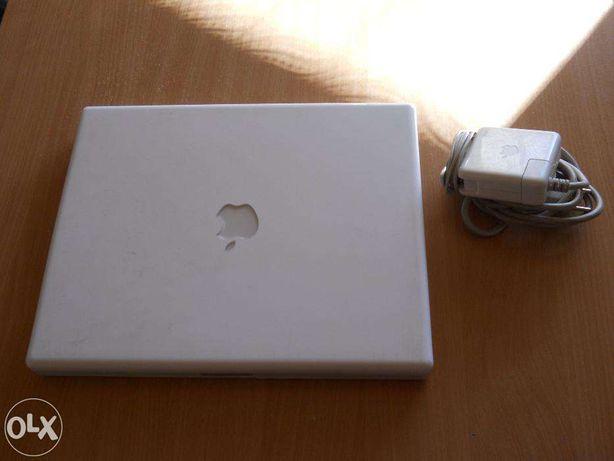 DEZMEMBREZ Laptop Apple iBook G3 Power PC 900 MHz