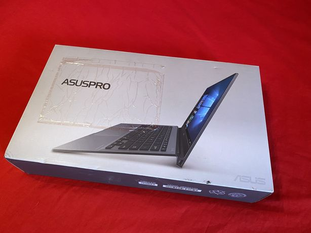 Laptop ASUS Pro i7 3.5Ghz, 8GB RAM, 512GB SSD, Windows 10 Pro