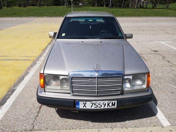 Мерцедес 124 200D, Mercedes 200D