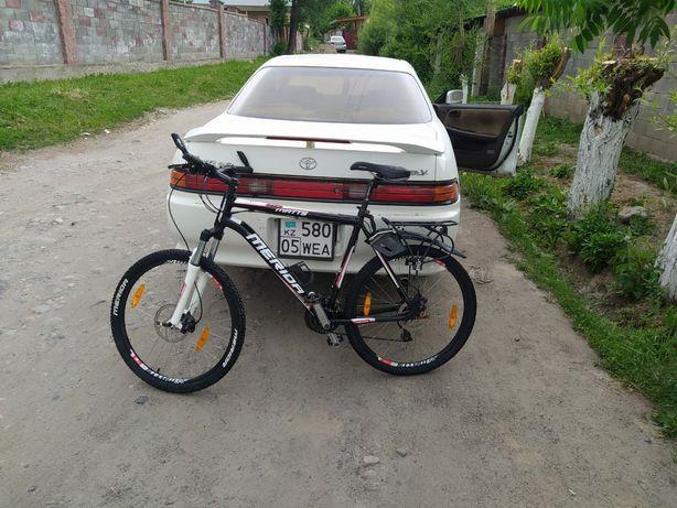 Велосипед фирмы Мерида 22