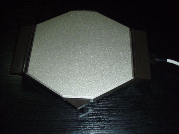 Placa incalzire mancare cu suprafata metalica Jura 136, 800W