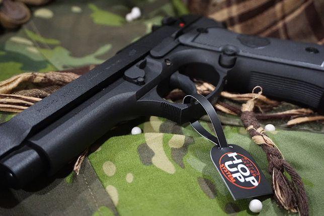 PISTOL PERICULOS-Arma Airsoft Modificata (MECANISM) Beretta-v.2 SWAT