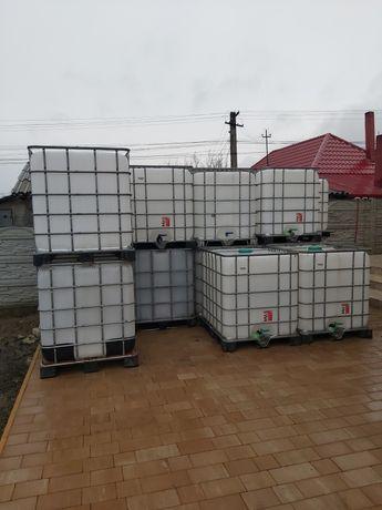 Bazin, ibc/ rezervor, cub 1000 litri ca noi - posibilitate transport