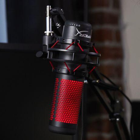 Микрофон Kingston HyperX Quadcast