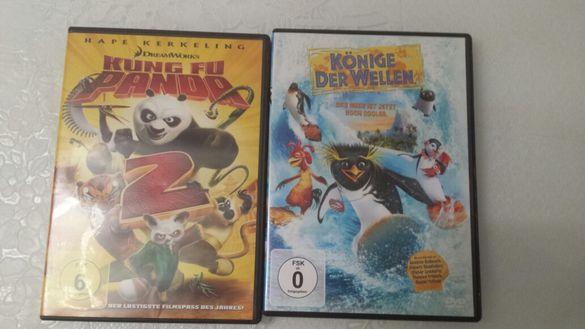 DVD дискове с детски филмчета