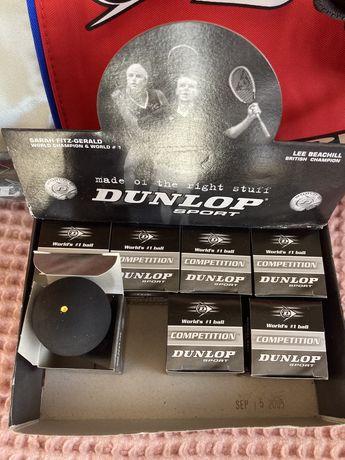 Dunlop топки за скуош