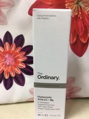 THE ORDINARY Hyaluronic Acid 2% + B5,Нов и Оригинален Продукт!