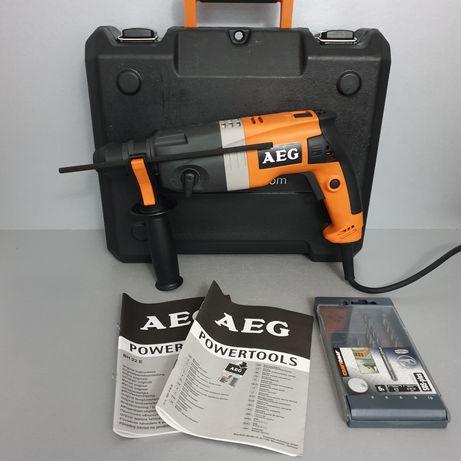 AEG BH 22E Ciocan Rotopercutor SDS Plus 650W Germany Ca NOU