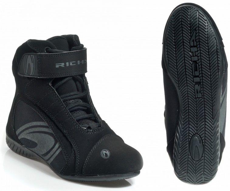 Pantofi moto Richa KART – Negre - si in rate prin TBIpay